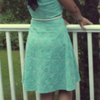 Vogue Patterns: 8815 by Deepika