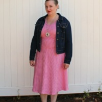 Kitschy Coo: Lady Skater Dress by guineveresmom