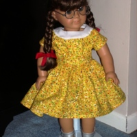 Liberty Jane Patterns: Heritage Doll Bubblegum by Char in KS