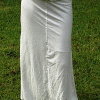 Alabama Chanin: Long Skirt by beanchor