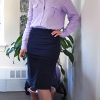 StyleArc: Ali skirt by clothingengineer