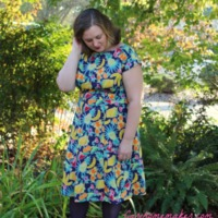 By Hand London: Anna Dress by guineveresmom