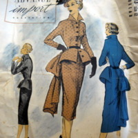 Vintage Pattern Lending Library: 0073 by lauramae