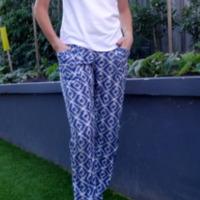 Pattern Emporium: Ladies Harem Pants by Marnie D