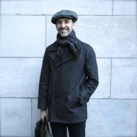 #6 - Men's Pea Coat