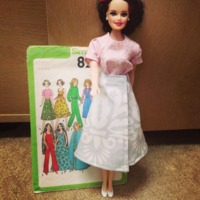 Simplicity: 8281 (70s Barbie Clothes) by Sharon M