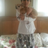 Taylor's Pajama Pants