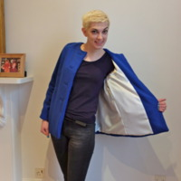 Pauline Alice: Ninot jacket by thewall