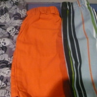 MADE: KID Shorts by wenznz
