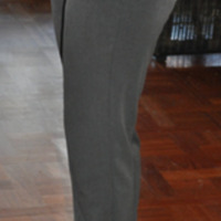 StyleArc: Claudia Stretch Woven Pant by Sigrid.