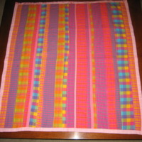 flannel strip quilt