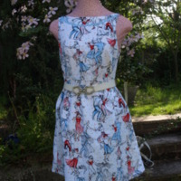 Colette Patterns: 1017 by Lace threads