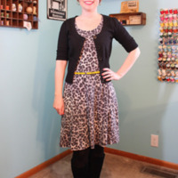 Kitschy Coo: Lady Skater Dress by ShanniLoves