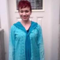 StyleArc: Heidi Hooded Cardi by lah119