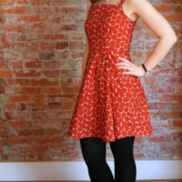 By Hand London: Flora Dress by acbrown28