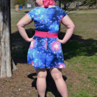 Kitschy Coo: Lady Skater Dress by ScaryMerry