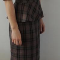 06-2013-Peplum Dress