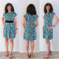 By Hand London: Anna Dress by chenille