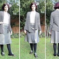 Gorgeous gore skirt