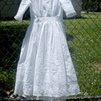 1914 Girls Dress