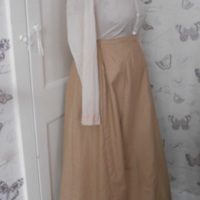 1909 Beatrix skirt