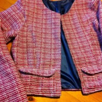 Master Pattern Book: The garden party jacket  by Muggiesew