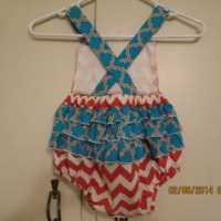 Vintage-Inspired Sunsuit