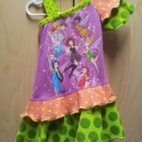 Emily Flounce Dress