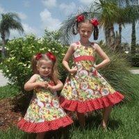 Grace Ruffle Dress