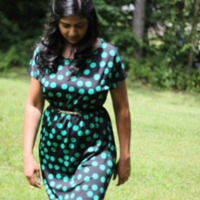 April Rhodes: Staple Dress by Deepika