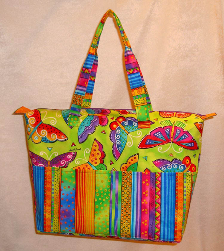 Patterns › Lazy Girl Designs › Accessories › 122 Summer Tote