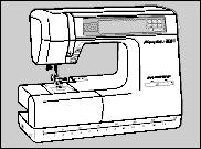 Bernina MC8000