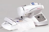 Singer CE-350 Quantum Futura Sewing Embroidery Machine + Free 3900