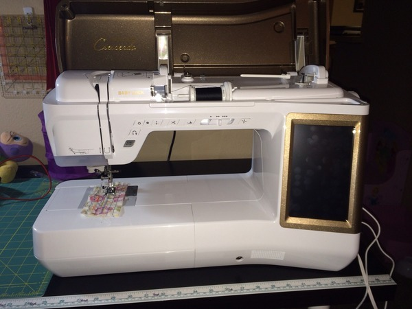 crescendo sewing machine