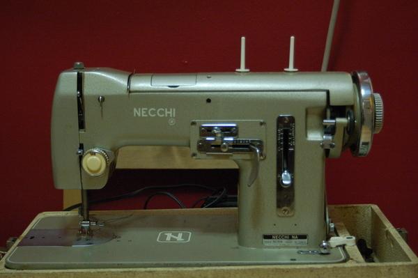 Burda 40 Pants Delectable Necchi Sewing Machine