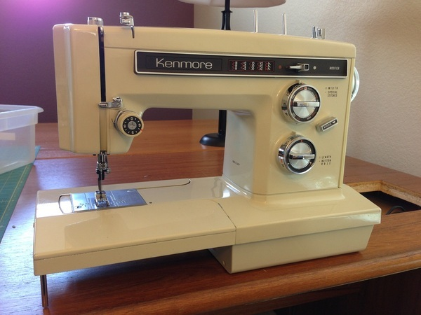 Kenmore 158.16250 Sewing Machine review by Hachi
