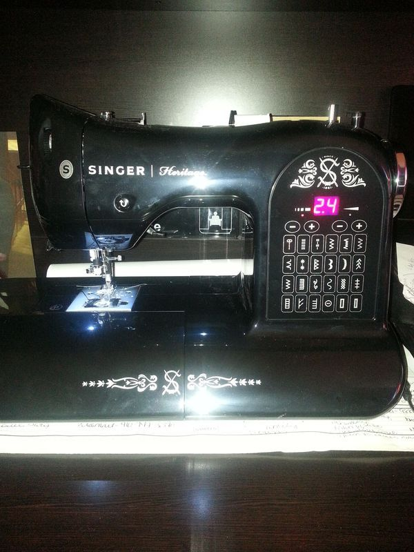 Simplicity 40 40 Tops Made Easy Simple Singer Heritage 8768 Sewing Machine