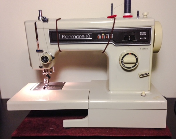 kenmore 10 sewing machine review