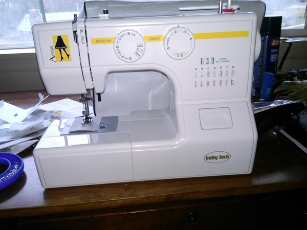 Sewing Machine Reviews And Serger Reviews Inspiration Babylock Anna Sewing Machine