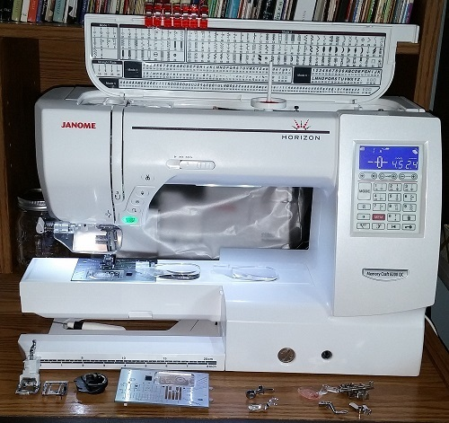 Sewing Machine Reviews And Serger Reviews Awesome Bernina 180e Sewing Embroidery Machine