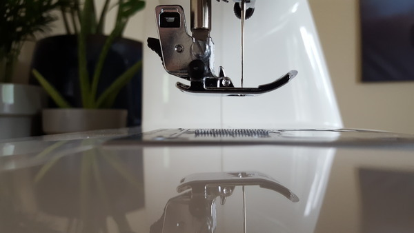 Juki HZL-DX7 Sewing Machine review by SewLisse