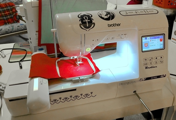 Brother SE1900 Sewing Machine review by GMPFAFF