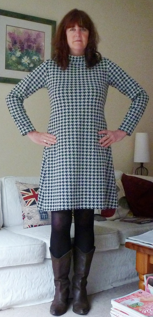 Tilly and the Buttons COCO dress 1003 pattern review by Vintagegill