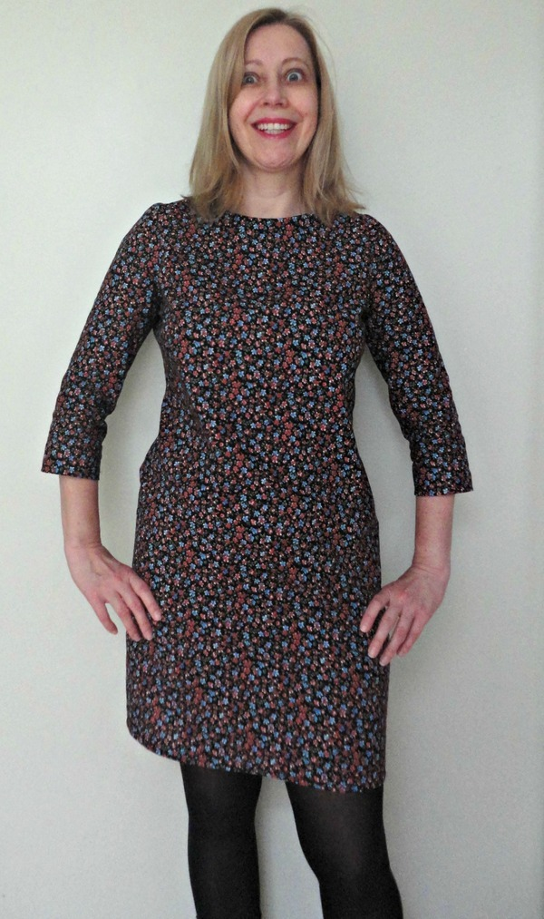 Sew Over It Ultimate Shift Dress