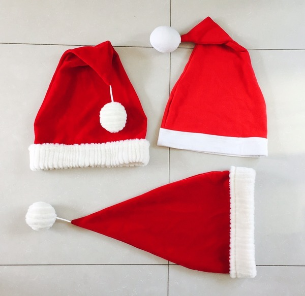 Other Fleece Fun Santa Hat pattern review by lamstu 7da89a1aca0