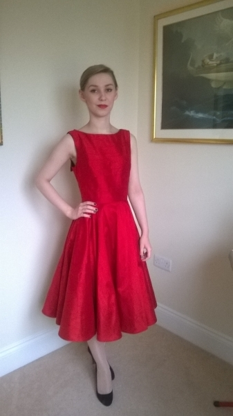Butterick Misses Dress 6094 Pattern Review By Mirrorqueen