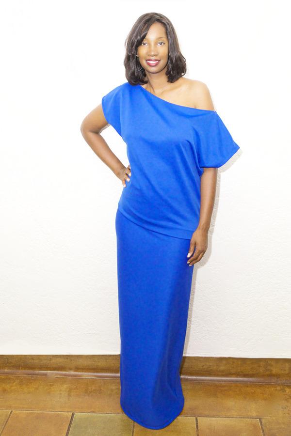 New Look 6181 Misses Dress