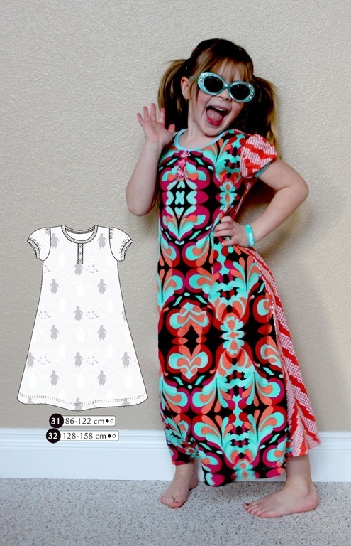 Ottobre Design Magazine Kids' Pajamas 06-2015-31 pattern