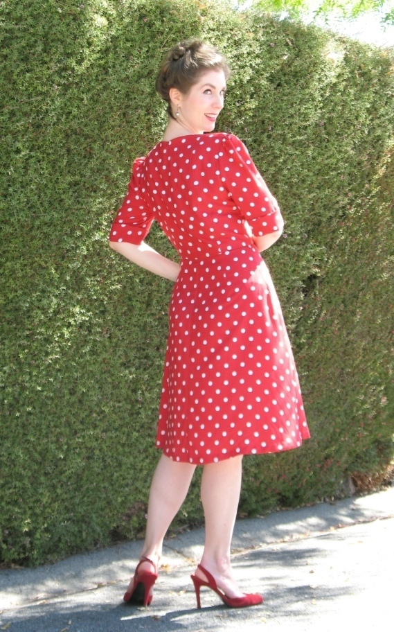 Sew Over It 1940s Tea Dress Pattern Review By Lauramae