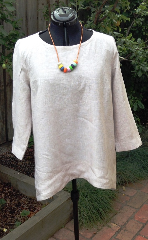 StyleArc Daisy Designer Tunic pattern review by annamm